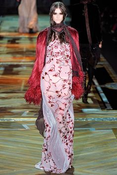 Roberto Cavalli Fall 2011 Ready-to-Wear Fashion Show Collection