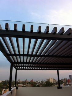 Pergola For Small Patio Metal Pergola, Pergola With Roof, Patio Roof, Pergola Patio, Gazebo, Rooftop Terrace Design, Terrace Garden, Backyard Patio Designs, Pergola Designs