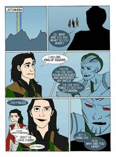 Peace with Jotunheim - page 1 of 4 by DKettchen on DeviantArt