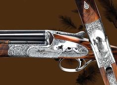 Holland & Holland Gun