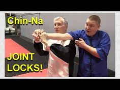 10 Ways to Break or Lock an Elbow - Chin-Na Joint Locks - YouTube