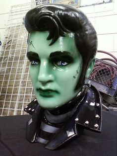 Who doesn't love a frankenstein Elvis?