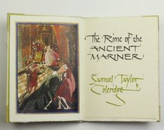 The Rime of the Ancient Mariner by LE CAIN, Errol - Jonkers Rare Books