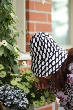 Marimekko, Bucket Hat, Hats, Design, Fashion, Cloakroom Basin, Moda, Bob, Hat