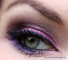 ... noch ein Make up Blog ...: MoP #4 - mit Fyrinnae und Catrice