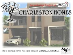 Make coming home nice and easy at CHARLESTON HOMES. Charleston Homes is a quiet, single attached residential community in Tayud Liloan. The property is easily accessed via the Cansaga Bridge and in wallking distance to Market Capulai. Charleston Homes, Cebu, Coming Home, Distance, Philippines, Luxury Homes, Bridge, Community, Nice