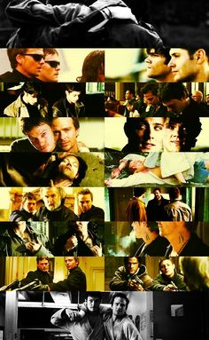 This is amazing. Boondock Saints and Supernatural parallels.