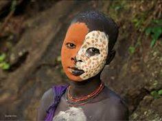 Resultado de imagen para tribu etiopia