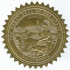 Apostille people notary seal