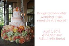 Elegant Vintage Wedding Centerpieces | chandelier-wdding-cake-elegant-vintage-floral-centerpiece-inspiration ...