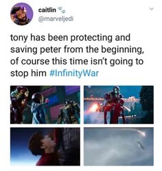 Save your Peter Tony!!! #Avengers #IronMan #Spider-Man