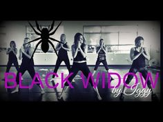 """Black Widow"" by Iggy. Choreo By DiVA DANCE FITNESS"