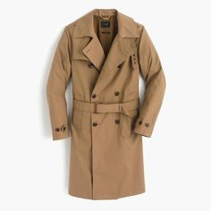 Shop the Ludlow Double-Breasted Water-Repellent Trench Coat at JCrew.com and see our entire selection of Men's Coats & Jackets.