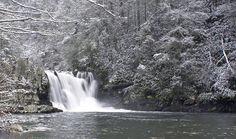 Abrahms Falls by abennett23, via Flickr