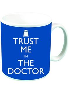 Trust me I´m the Doctor