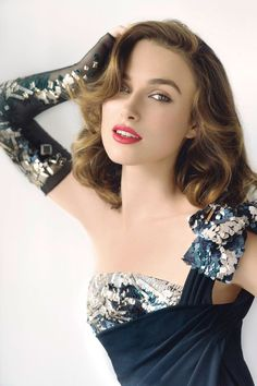 Keira Knightley has been my guilty woman crush pleasure for the longest time now