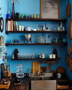 a good blue via Anthology
