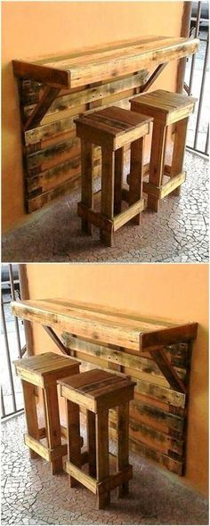 Pallet Projects: Look at this pallet project. A wall mounted bar an Pallet Projects: Look at this pallet project. A wall mounted bar an The post Pallet Projects: Look at this pallet project. A wall mounted bar an appeared first on Pallet ideas. Wooden Pallet Projects, Wooden Pallets, Pallet Wood, Pallet Signs, Pallet Walls, New Pallet Ideas, Wood Ideas, Wood Walls, Diy Projects With Pallets