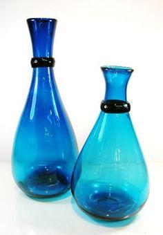 Teal Vases @April Riggins