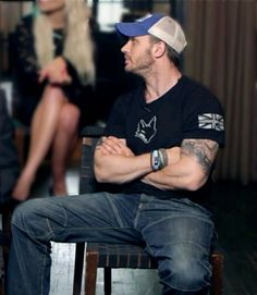 Tom Hardy THR interview 2014