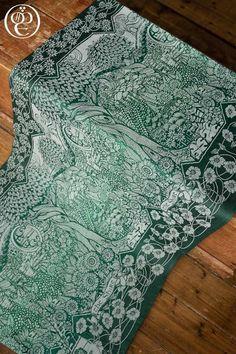 Oscha Shire Eastfarthing Wrap  Image