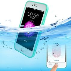 Waterproof Snowproof Swimming Phone Case For capinhas iPhone 5s SE 5 7 6 6S Plus 360. Click visit to buy #FlipCase #case