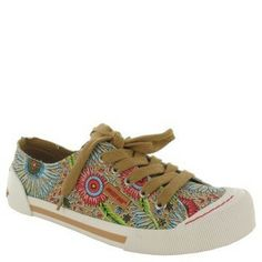 Jazzin Conga Cotton - Sneakers at Rocket Dog = my favorite shoes. I wish they still made these!