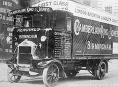first cab over type from albion. Antique Trucks, Vintage Trucks, Antique Cars, Old Lorries, Road Transport, Cab Over, British Rail, Mystery Of History, Commercial Vehicle