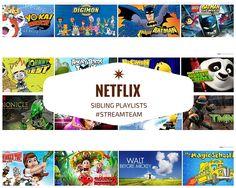Netflix Sibling Play