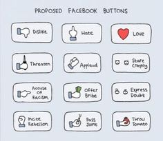 needed fb buttons