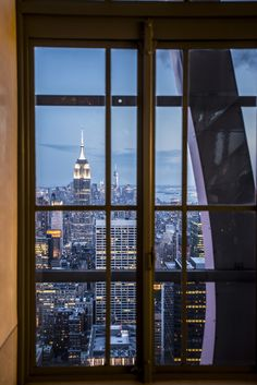 City with Glass by Mark DeCamp on 500px,Manhattan,New York