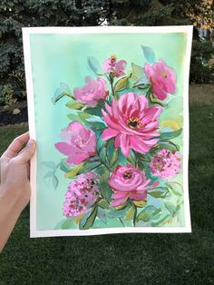 Names Of Artists, Arches, Gouache, Diy Art, Art Images, Flower Art, Art Reference, Planting Flowers, Poppies