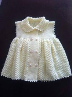 ":) [   ""White girls knit vest |  <br/>    Baby"