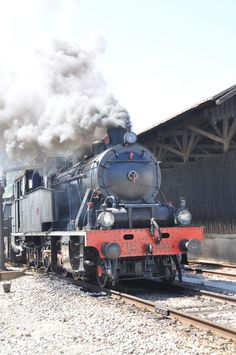 Experience Portugal on a centenary train - trip along the banks of the Douro River, between Régua and Tua, stopping at the beautiful village of Pinhão... in a unique historical steam train,(takes place every Saturday from 30th June until 13th October),