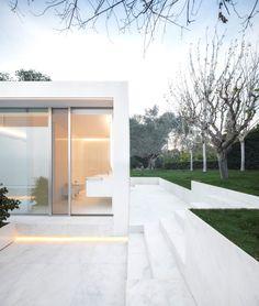 Fran Silvestre Arquitectos, Fernando Guerra / FG+SG · Guest Pavilion