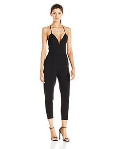Lovers+Friends Women's Forgiven Jumpsuit, Black, Small Lovers+Friends http://www.amazon.com/dp/B017DBX8VQ/ref=cm_sw_r_pi_dp_NK51wb0ZVMJNQ