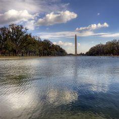 Washington D. C.  The Washington Monument. I wish I would have scheduled to go inside. Maybe next time...
