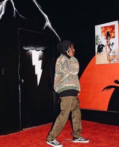 Behind The Scenes By yungwatergun Hip Hop Fashion, Fashion Art, Mens Fashion, Girls Wear, Guys And Girls, Men Street, Street Wear, Celebrity Sneakers, Herren Outfit