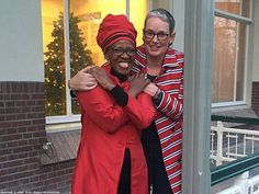 Archbishop Tutu's Daughter Marries a Woman