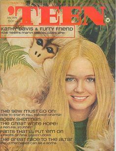 Kathy Davis & Furry Friend