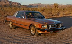 Bid for the chance to own a No Reserve: 1974 Mercedes-Benz at auction with Bring a Trailer, the home of the best vintage and classic cars online. Slc, Classic Cars Online, Mercedes Benz