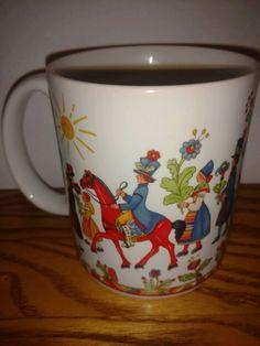 Aina Stenberg Collectible Coffee Mug Swedish Female Artist Sweden B