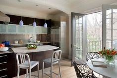Frenc Doors Design Ideas, Pictures, Remodel, and Decor