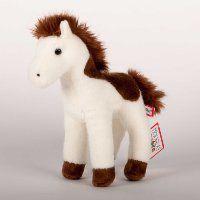 Arrow Head 8 Brown Paint Plush Horse