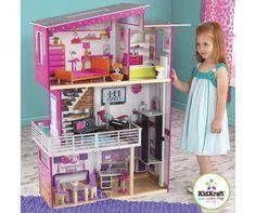 Domeček pro panenky Luxury