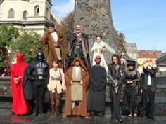 This Couple Ditched The White Wedding And Got Married In An Epic Star Wars Ceremony