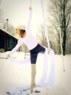 aerial silks split gymnast love kama yoga