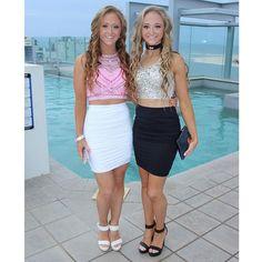 Don't Teagan and Sam Rybka look Beautiful !!!