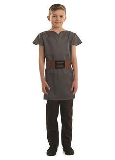 Saxon Boy childrens dress up costume by Fun Shack