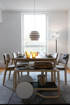 Dining table, Artek-Vitra home